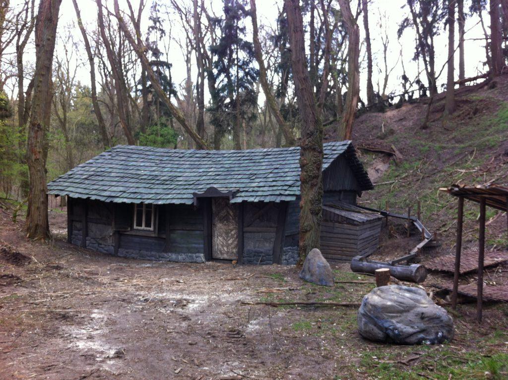 Crofts Spezialrequisiten - Hexenhaus Hänsel und Gretel