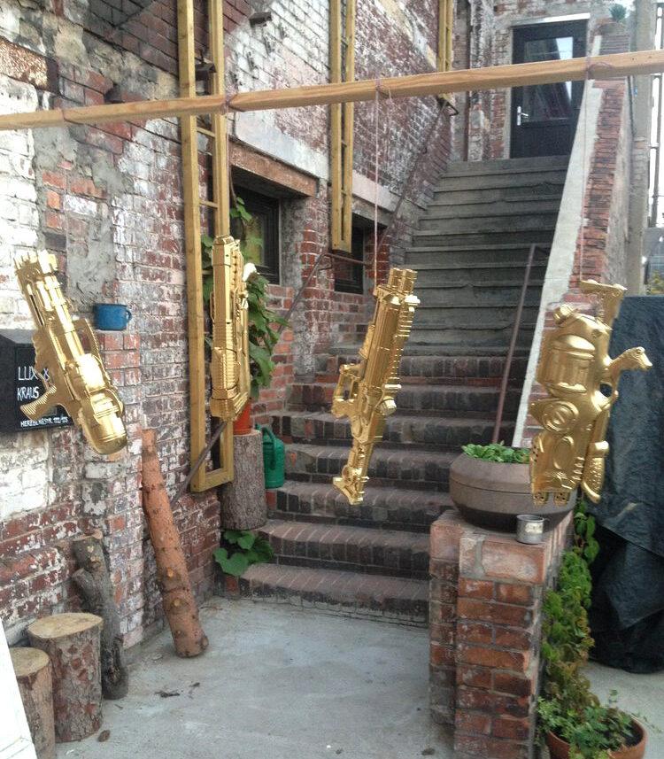 Karibuni Eingang