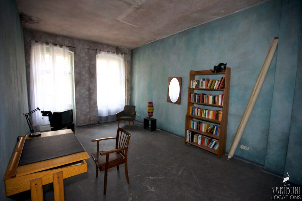 Film Location - Arbeitszimmer