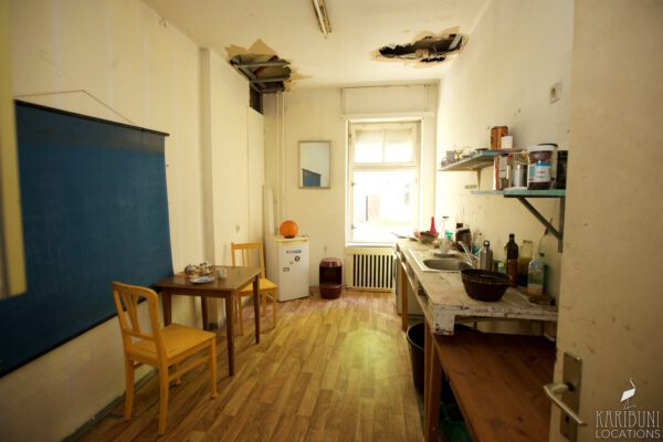Omas Küche - Raumtotale