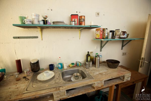 Omas Küche - Spüle
