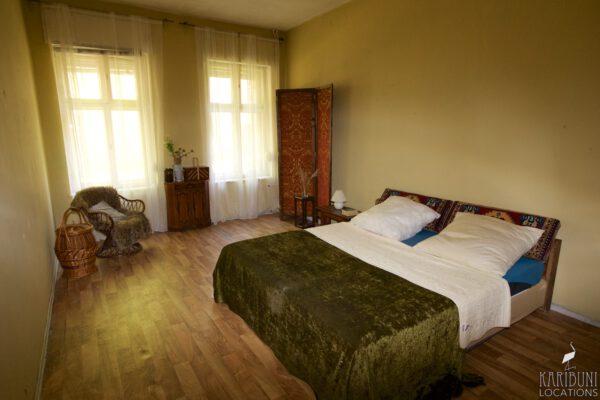 Omas Schlafzimmer - Raumtotale 2