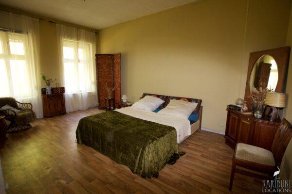 Omas Schlafzimmer - Raumtotale