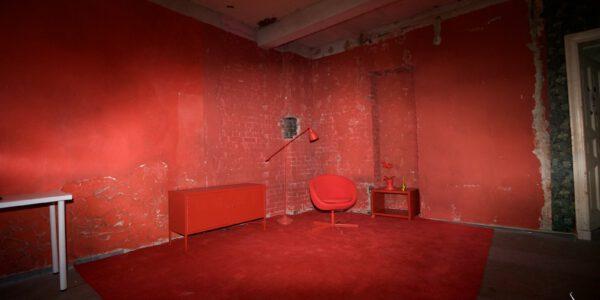 Red Corner - Totale